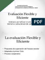 Evaluacion Flexible