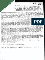 Brief Von Eugen Rosenstock Aus 1914 - Maschinenschrift Gebracht Von Lise Van Der Molen