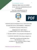 Problema de Decisión Administrativa - Ferretería Araceli