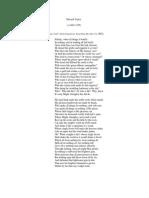POEMS Taylor, Edward Preface, Gods Determinations (c 1682) Analysis(2) — Kopia
