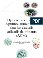 ACM Hygine Et Scurit Alimentaires Version 3