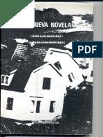 La Nueva Novela Juan Luis Martinez