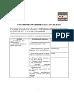 Nuevo Contrato CGE Distribucion