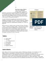 95 Teses Da Reforma Protestante - Martin Lutero