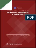Homa Publica Vol. 02 Nº01