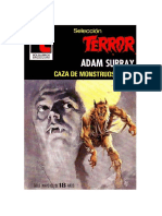 Surray Adam - Seleccion Terror - 429 - Caza de Monstruos
