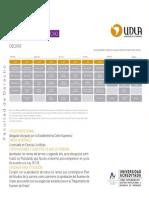 Malla Derecho Executive UDLA 2018