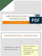 Metodologia PARADIGMAS Mg Arte 2017. Javiera Carmona