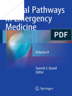 Clinical Pathway in Emergency Medicine