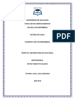 ESTUDIO de CASO (1) Ploihidramnios