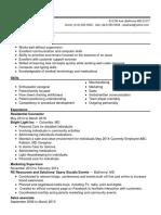 asia stewart resume final
