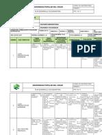 Plan Desarrollo Asignatura- Formulacion y Evaluacion de Proyectos (PDF)