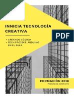 innicia+tecnología+creativa