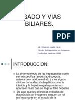 13. Hígado, Vías Biliares y Páncreas