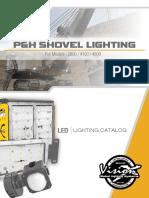 2017 P&H Shovel Lighting