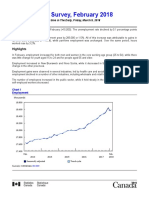 StatsCan Employment Feb 2018