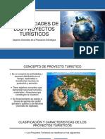 Generalidades de Los Proyectos Turísticos