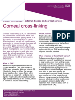 Acornealcrosslinking London Hospital