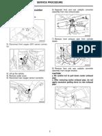 Manual de taller Subaru Impreza 99-01 (Motor)
