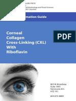 Acorneal Crosslinking Patient Info