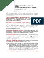 D.S.025-MTC. Extracto Requisitos Para CITV