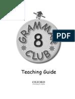 Teaching Guide 8