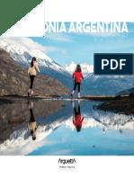 Patagonia Argentina Travelbook By Rodrigo Argueta