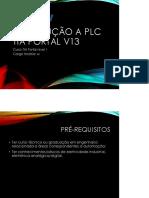 Introdução a PLC