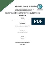 Informe Final Santodomingo