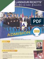 admision2018 Landazuri Rickets