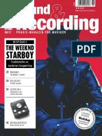Sound & Recording 2017-06