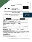 Refus d'entrée délivré par la DDPAF Alpes-Maritimes