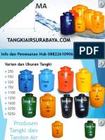Tangki Air Anti Lumut, Hub 0882 2610 9060 (Call - WA)