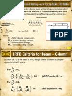 Beams & Columns 2