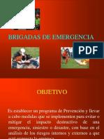 Charla de Funciones de Brigadas y de Evacuacion