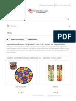 Juguetes Muy Baratos Originales 1 Euro, 3, 6 y Menos de 10 Para Niños