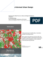 Big Data-Informed Urban Design