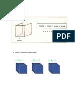 Volume Do Cubo e Pirâmide
