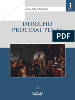 Der. Procesal Penal - Tomo 1