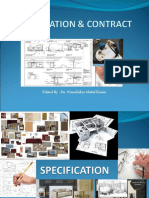L1. What is Specification & Contract
