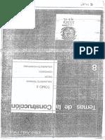 Temas de La Construcción TOMO 2 - José Aldo Piña