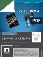 CESMM 3 Vs CESSM 4  -23-01-2018