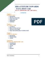 Tata Zest car------ok.docx