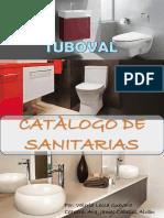 Catalogo Sanitarias