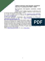 Causalità Omissiva, Obbligo Di Garanzia, Fonte Negoziale, Sussistenza