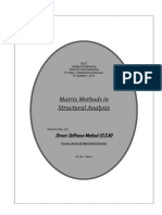 Matrix Methods in Structural Analysis _ T5 niazi by Mhmd alaageb