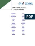Lista de Instituciones (002)