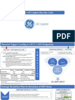 GE Capital After the Crisis