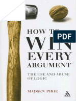Nlp - Madsen Pirie - How to Win Every Argument, The Use and Abuse of Logic