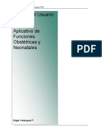 Manual de Usuario Del FON